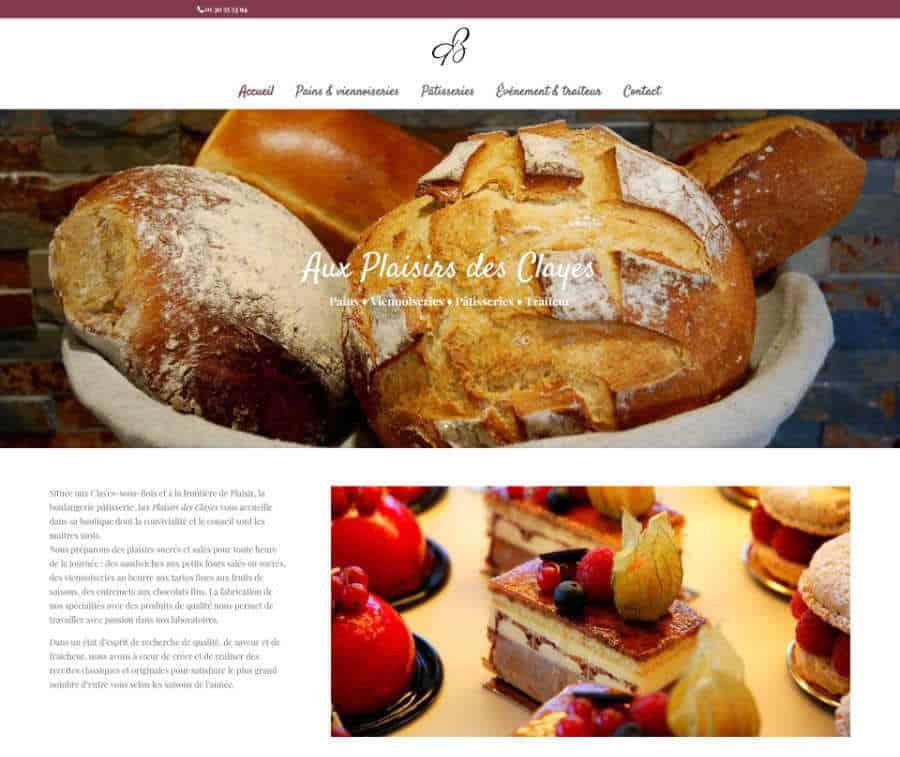 Site web L'adresse gourmande